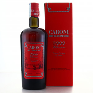 Caroni 2000 Velier 15 Year Old 120 Proof 100 1.5 Litre