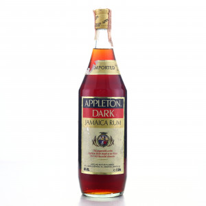 Appleton Dark 1 Litre 1980s