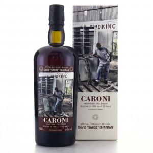 Caroni 1996 Velier 23 Year Old Full Proof Heavy / David 'Sarge' Charran