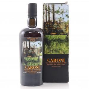 Caroni 2000 Velier 15 Year Old Single Cask Heavy #4655 / The Nectar