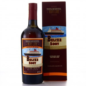 Travellers 2007 Transcontinental Rum Line / The Nectar