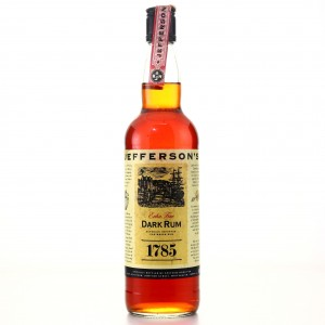 Jefferson's 1785 Extra Fine Dark Rum