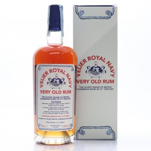 Velier Royal Navy Very Old Rum 1st Edition