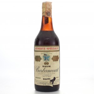 Barbancourt Reserve Speciale 1970s
