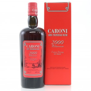 Caroni 2000 Velier 15 Year Old 120 Proof Heavy 1.5 Litre
