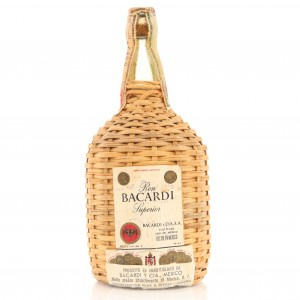 Bacardi Superior 25cl 1960s