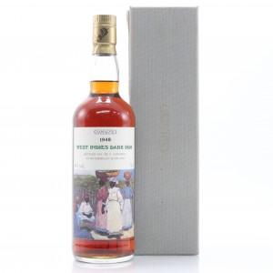West Indies Dark Rum 1948 Samaroli