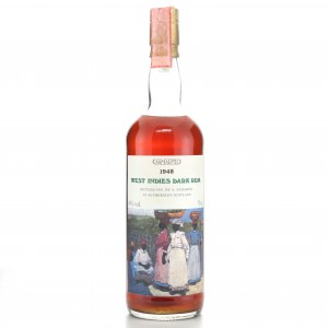 West Indies Dark Rum 1948 Samaroli