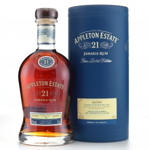 Appleton Estate 21 Year Old 2017