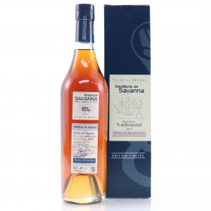 Savanna 2002 Single Cognac Cask 8 Year Old #973 50cl