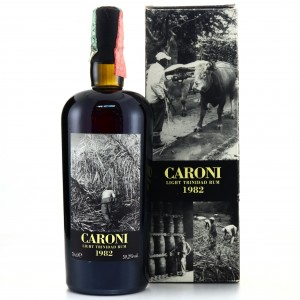 Caroni 1982 Velier 23 Year Old High Proof Light