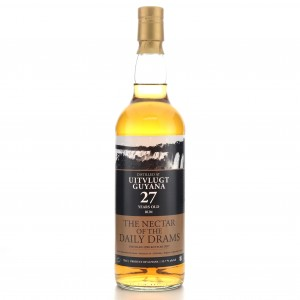 Uitvlugt 1990 Whisky Agency 27 Year Old Rum / The Nectar