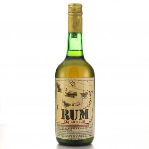 Rum des Antilles 1980s