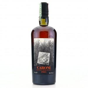 Caroni 1985 Velier 15 Year Old Blended