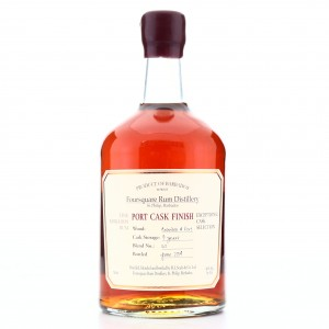 Foursquare 9 Year Old Port Cask Finish 75cl / US Import