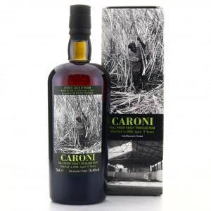 Caroni 2000 Velier 17 Year Old Single Cask Heavy #R4008 / TWE