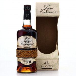 Ron Zacapa Centenario 23 Year Old Straight from the Cask