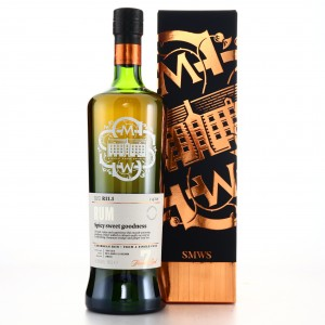 Worthy Park 2010 SMWS 7 Year Old R11.1