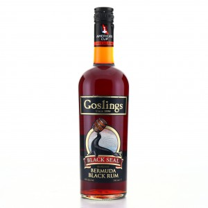 Goslings Black Seal 80 Proof / America's Cup