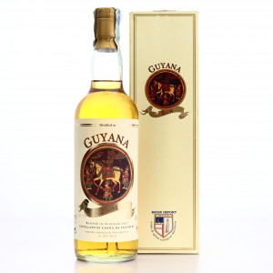 Guyana Rum Moon Import 2007