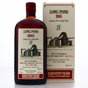 Long Pond TECA 2005 Habitation Velier 14 Year Old