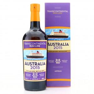 Beenleigh 2015 Transcontinental Rum Line