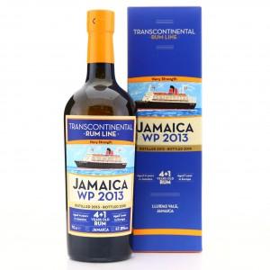 Worthy Park 2013 Transcontinental Rum Line Navy Strength