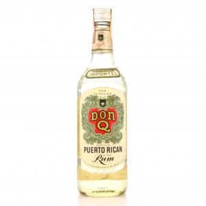 Don Q Puerto Rican Rum 1970s