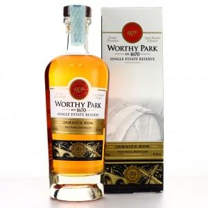 Worthy Park Single Estate Reserve Cask Strength / Velier 70th Anniversary