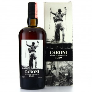 Caroni 1989 Velier 16 Year Old High Proof Heavy