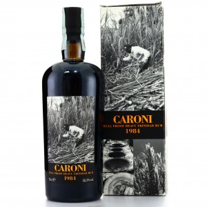 Caroni 1984 Velier 24 Year Old Full Proof Heavy