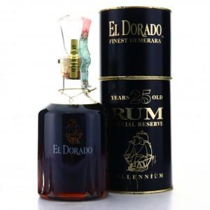 El Dorado 25 Year Old Millennium Special Reserve