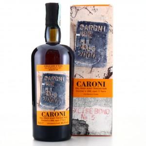Caroni 2000 Velier 17 Year Old Single Cask Heavy #R4002 / Eataly