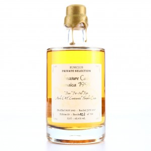 Hampden 1990 Spirit of Rum 50cl / Treasure Cask Private Selection