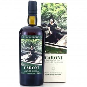 Caroni 2000 Velier Full Proof Heavy / Nita 'Nitz' Hogan