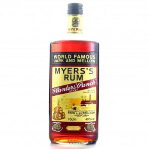 Myers's Rum 1980s