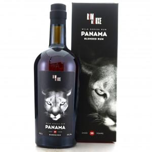 Panama Rum 1999 Rom de Luxe 20 Year Old