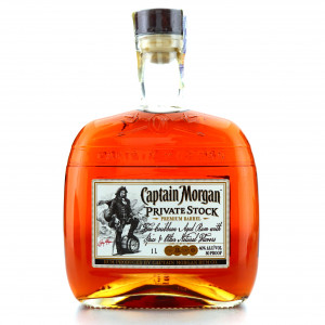 Captain Morgan Private Stock 1 Litre
