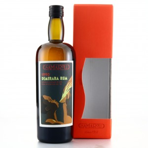 Demerara Rum 1990 Samaroli Single Cask #18