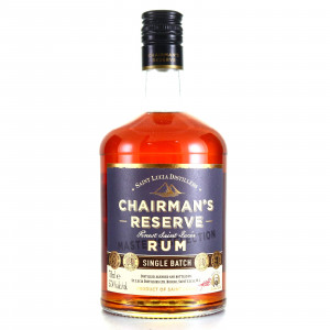 Chairman's Reserve 6 Year Old Master's Selection 75cl / US Import