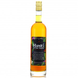 Foursquare 10 Year Old Hunte's Reserve 75cl
