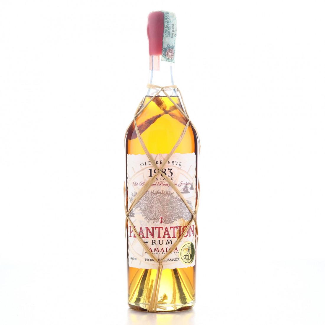 Jamaica Rum 1983 Plantation Old Artisanal | Rum Auctioneer