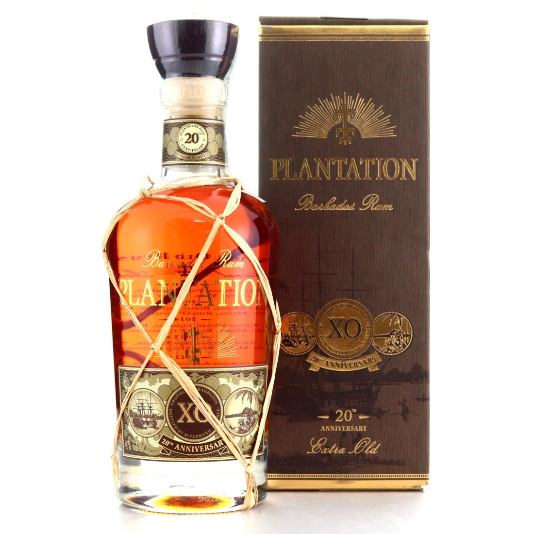 Barbados Rum XO Plantation 20th Anniversary | Rum Auctioneer