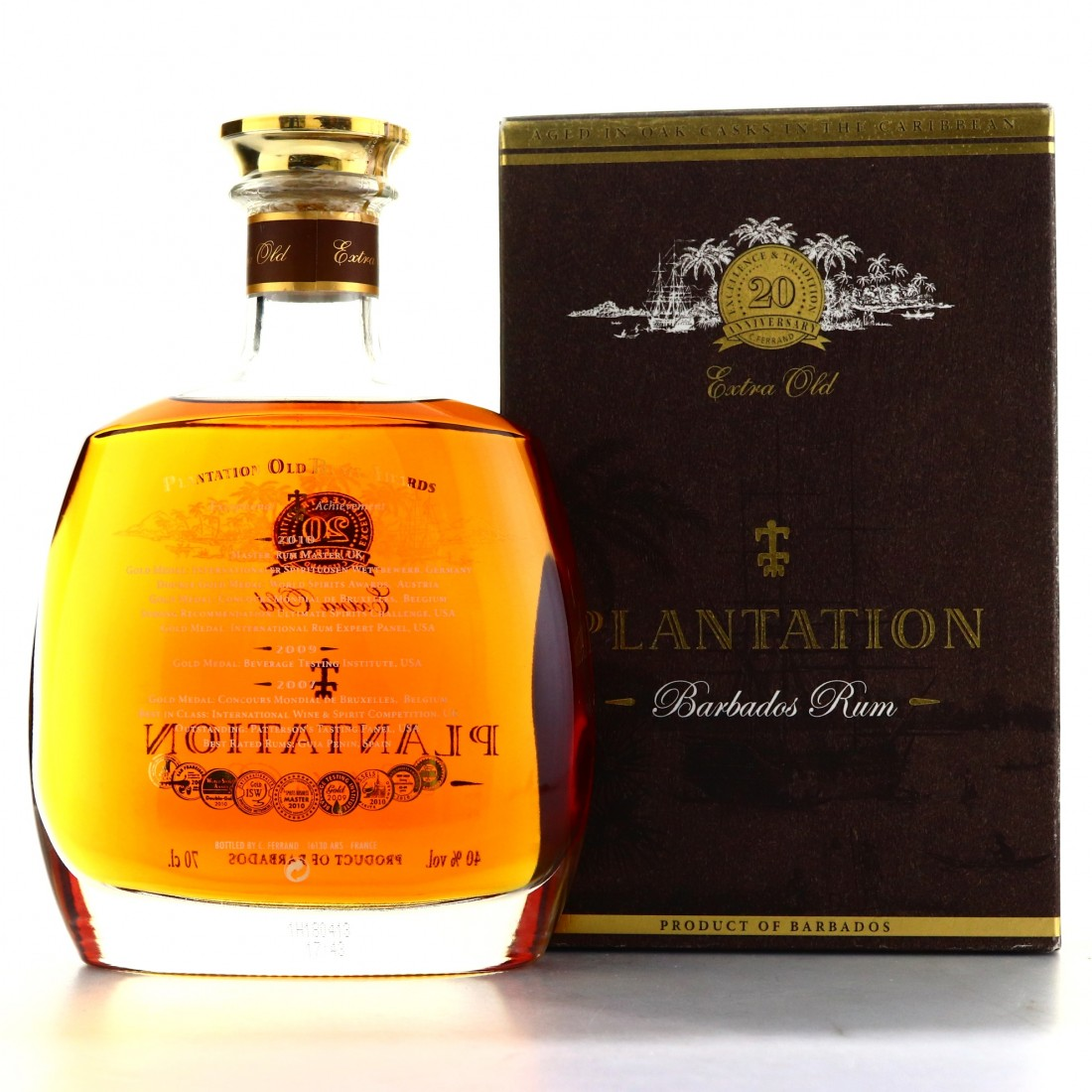 Plantation Barbados XO 20th Anniversary | Rum Auctioneer