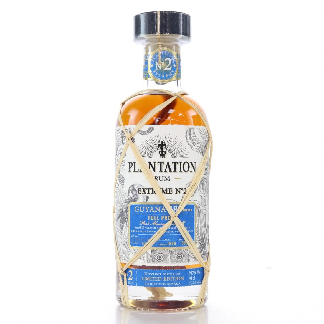 Uitvlugt 1999 Plantation 18 Year Old Extreme No.2 | Rum ...