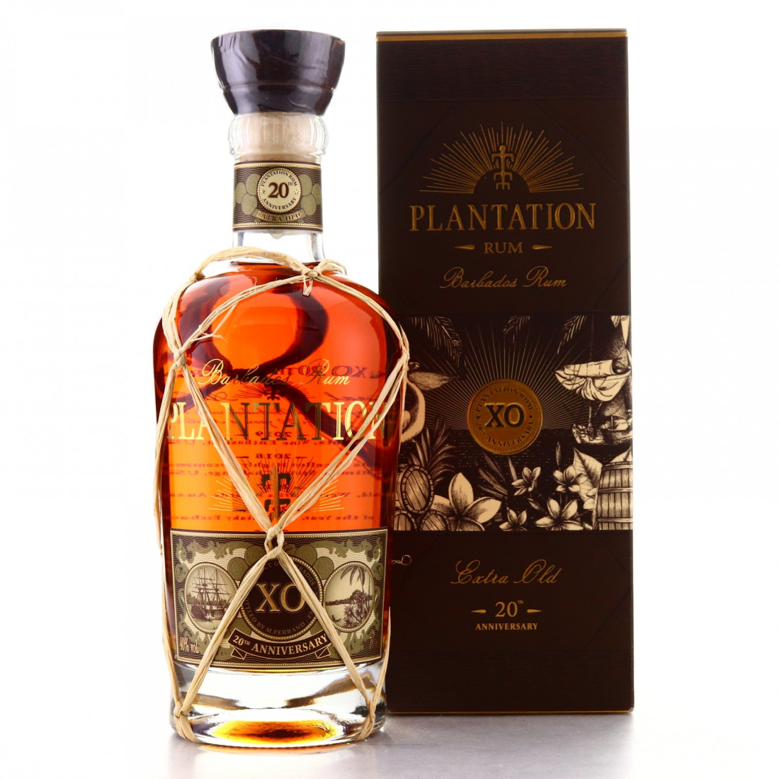 Barbados Rum XO Plantation 20th Anniversary | Rum Auctioneer