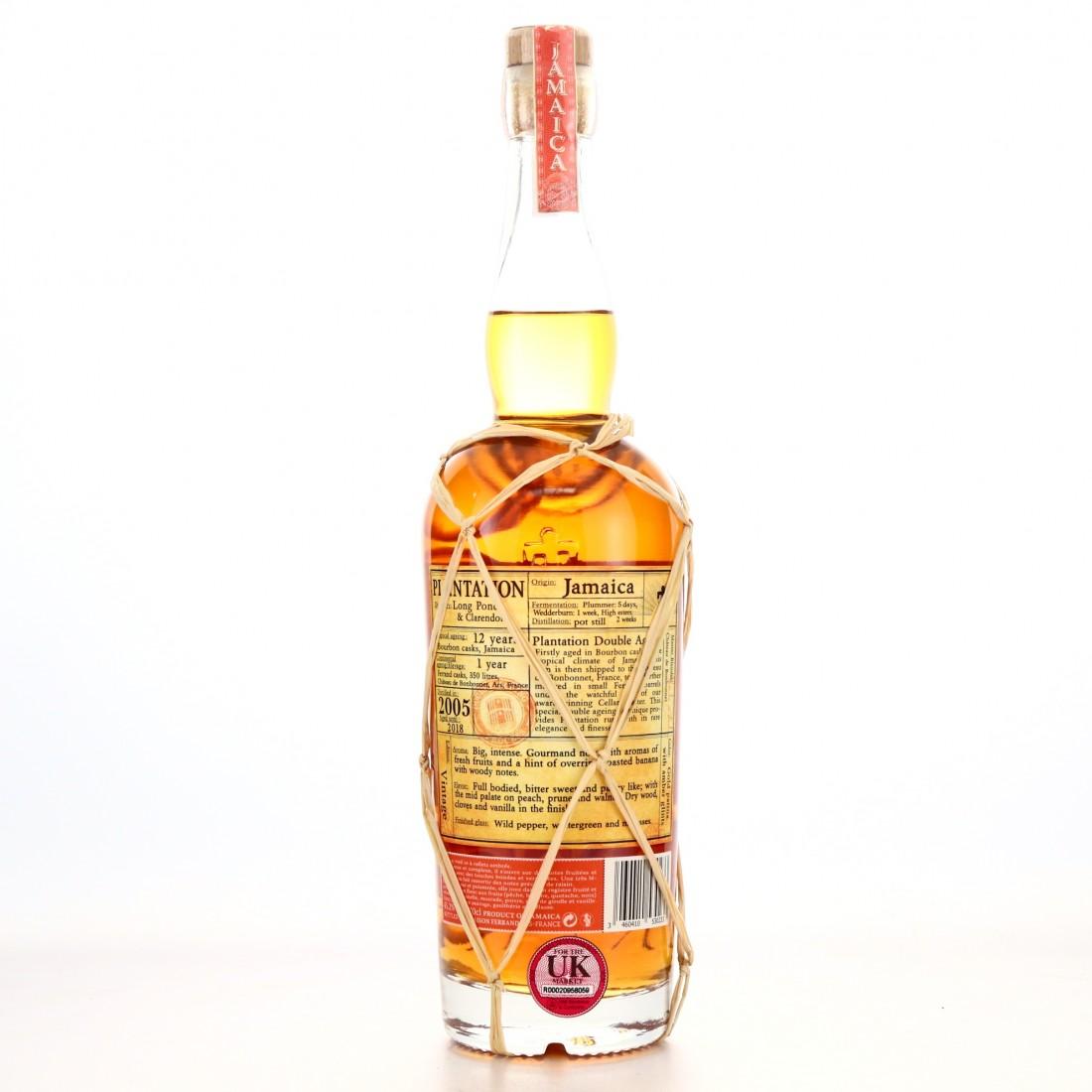Jamaica Rum 2005 Plantation Grand Terroir | Rum Auctioneer