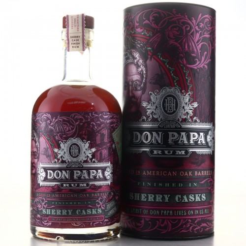 Don Papa Sherry Cask Finish