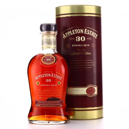 Appleton Estate 30 Year Old 2009 75cl