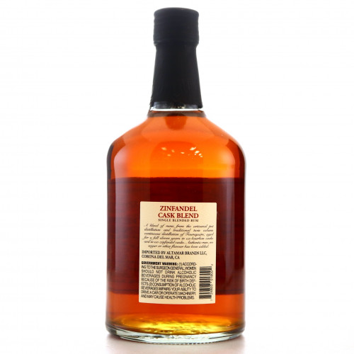 Foursquare 11 Year Old Zinfandel Cask Blend 75cl / US Import